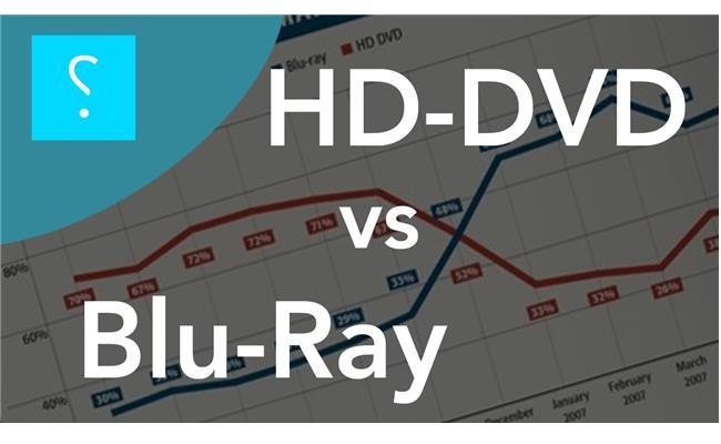 Phân biệt 2 chuẩn video HD DVD và Blu-ray cho người dùng