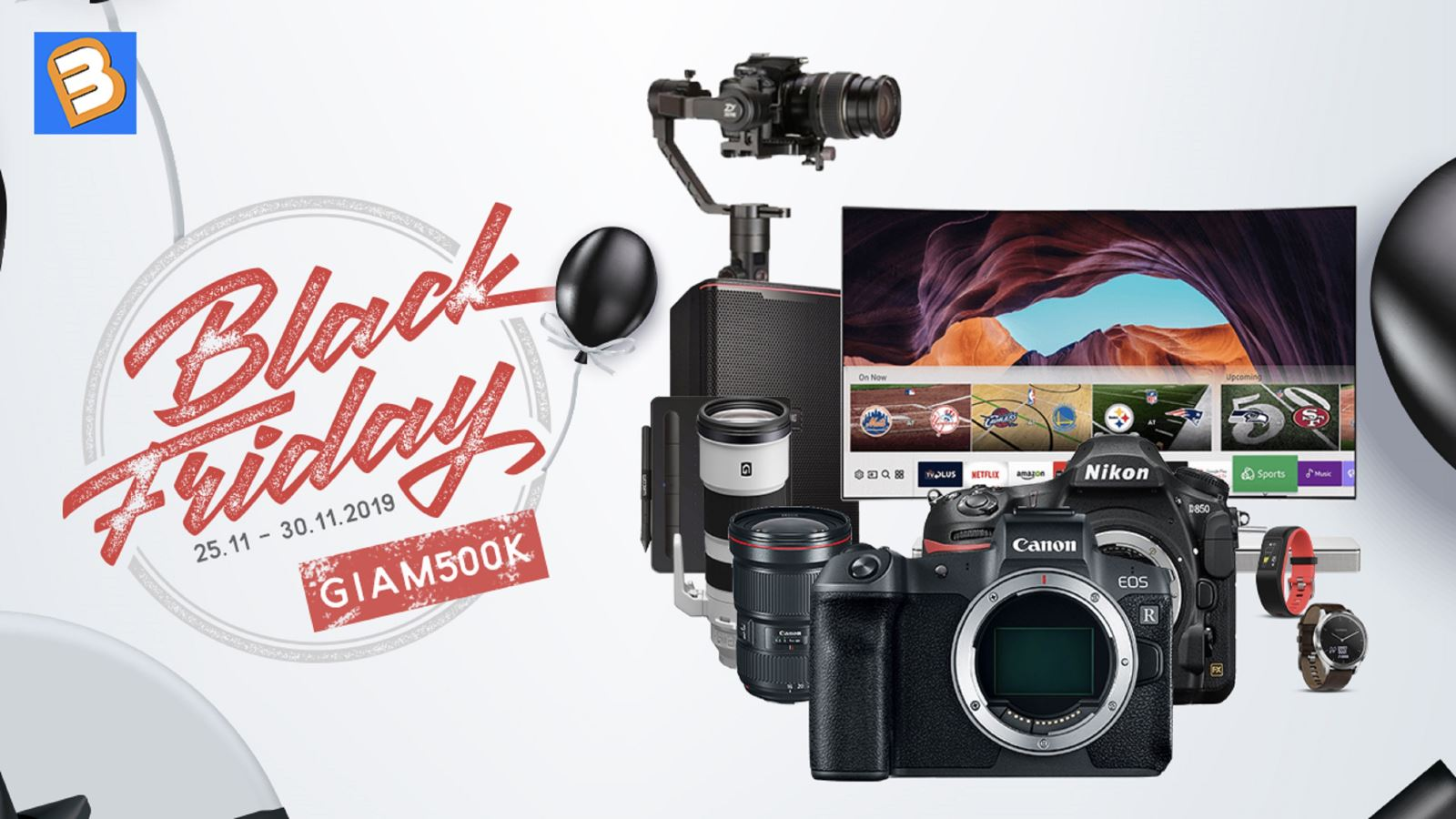 Black Friday ngất ngây Deal sốc!!!