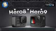 GOPRO HERO 8 vs GOPRO HERO 9