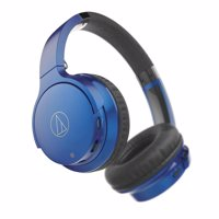 Tai nghe Bluetooth Audio-Technica ATH-AR3BT (Xanh)