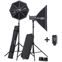 Bộ Đèn Studio Elinchrom D-LITE RX 4/4 Softbox To Go