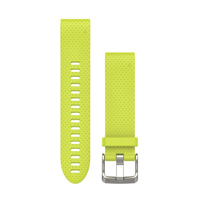 Dây Đeo Đồng Hồ Garmin Amp Yellow Silicone (20mm)