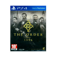 Đĩa game Sony PS The Order 1886