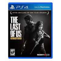 Đĩa Game Sony PS4 The Last OF US Remastered