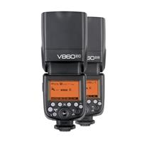 Đèn Flash Godox V860II GN60 TTL HSS 1/8000s For Canon