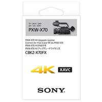 Key Firmware 4K for Sony X70