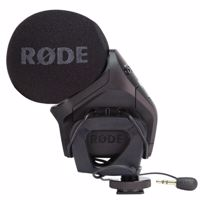 Microphone Rode Stereo VideoMic Pro Rycote