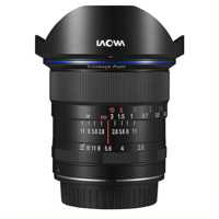 Ống kính Laowa 12mm f/2.8 Zero-D For Sony E