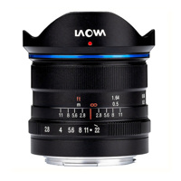 Ống kính Laowa 9mm f/2.8 Zero-D For MFT