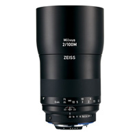 Ống kính Zeiss Milvus 100mm F2  ZF.2 for Nikon