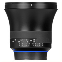 ỐNG KÍNH ZEISS MILVUS 15MM F2.8 ZE FOR CANON