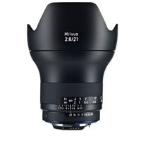 Ống kính Zeiss Milvus 21mm F2.8 ZF.2 for Nikon