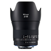 Ống kính Zeiss Milvus 35mm F2 ZF.2 for Nikon
