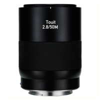 Ống Kính Zeiss Touit 50mm F2.8 Macro For Sony
