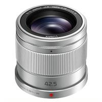 Ống Kính Panasonic Lumix G 42.5mm f/1.7 ASPH. POWER O.I.S (Bạc)