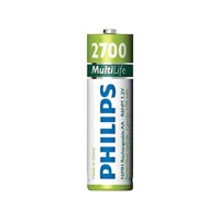 Pin Sạc Philips AA 2700 MAH (R6B2A270/97)