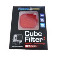 Red Filter For Gopro hero3 / hero4