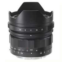 Ống kính Voigtlander 12mm F/5,6 Ultra Wide Heliar Aspherical for Sony