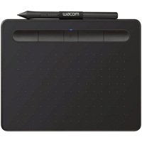 Bảng vẽ Wacom Intuos, Small Bluetooth - Black (CTL-4100WL/K0-CX)