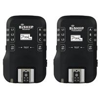 Trigger Pixel Bishop for Canon, Nikon, ( 1 phát, 1 nhận)