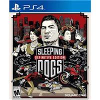 Đĩa game Sony PS Sleeping Dogs Definitive Edition