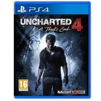 Đĩa game Sony PS4 Uncharted 4