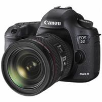 Máy ảnh Canon EOS 5D Mark III kit EF24-70 F4 L IS USM